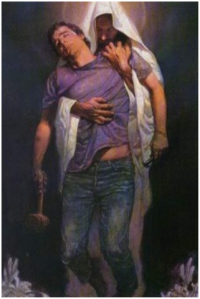 jesus-holds-the-weary