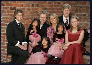 Steven Curtis Chapman Family
