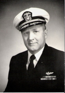 Commander Dallis Joseph Christensen