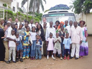 Cameroon LDS Temple Trip 2005