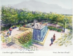 Healing Garden Concept Art