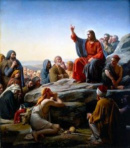 Jesus Teaches His Gospel