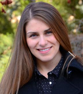 Rachel Esplin, a student a Harvard University and a Mormon