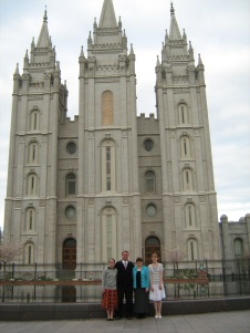 2009 April 18 SLC Temple