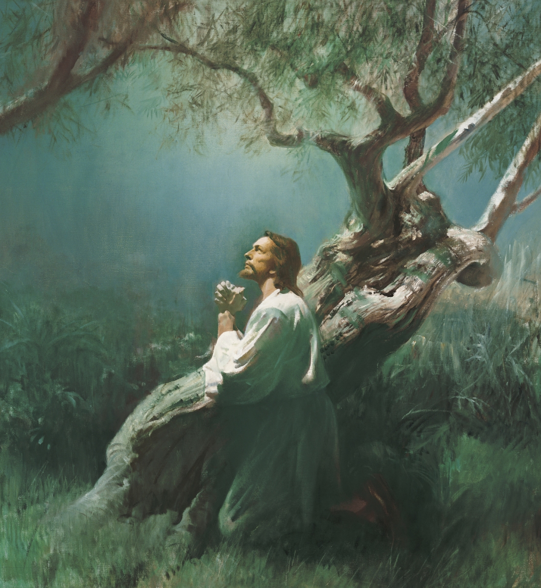 Gethsemane Song and Book