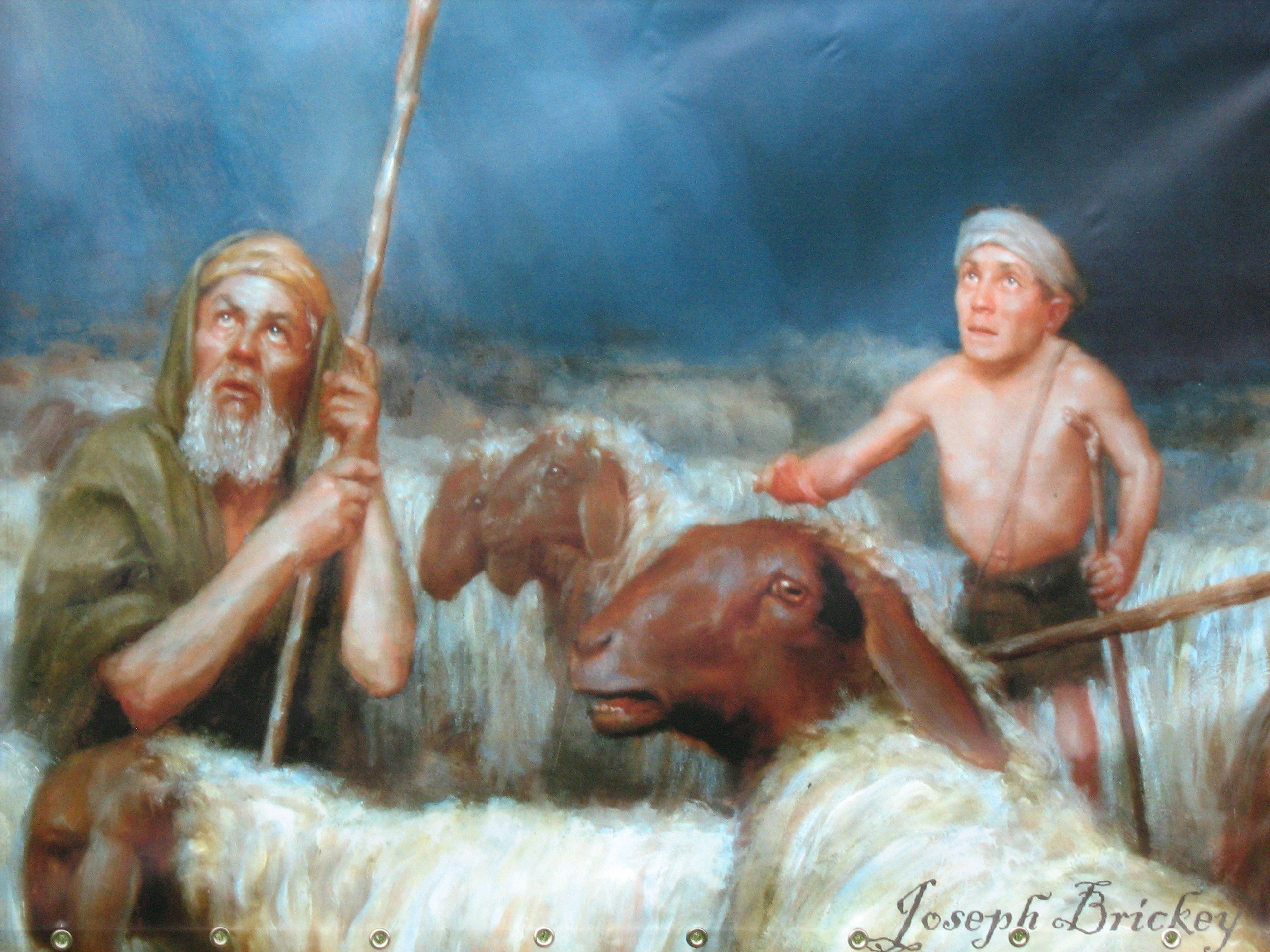 Christmas Shepherds.The Shepherd S Story Latter Day Soprano