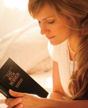 reading the book of mormon