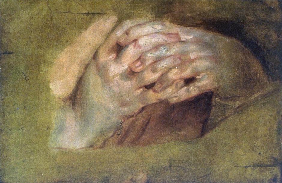 Rubens_Praying_Hands