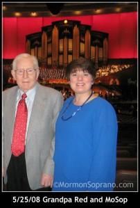 Grandpa Red and MoSop