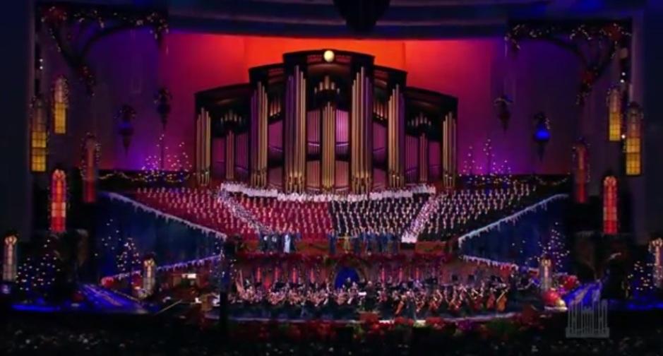 2009 Mormon Tabernacle Choir Christmas Special
