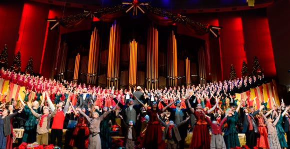 2012 Mormon Tabernacle Choir Christmas Concert Finale
