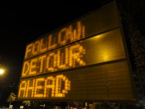 follow-detour-ahead