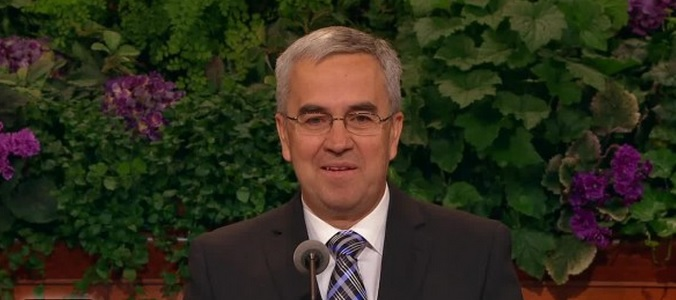 ELDER WALTER F. GONZÁLEZ, Of the Presidency of the Seventy