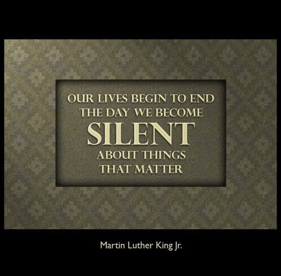 silenT-LutherKing