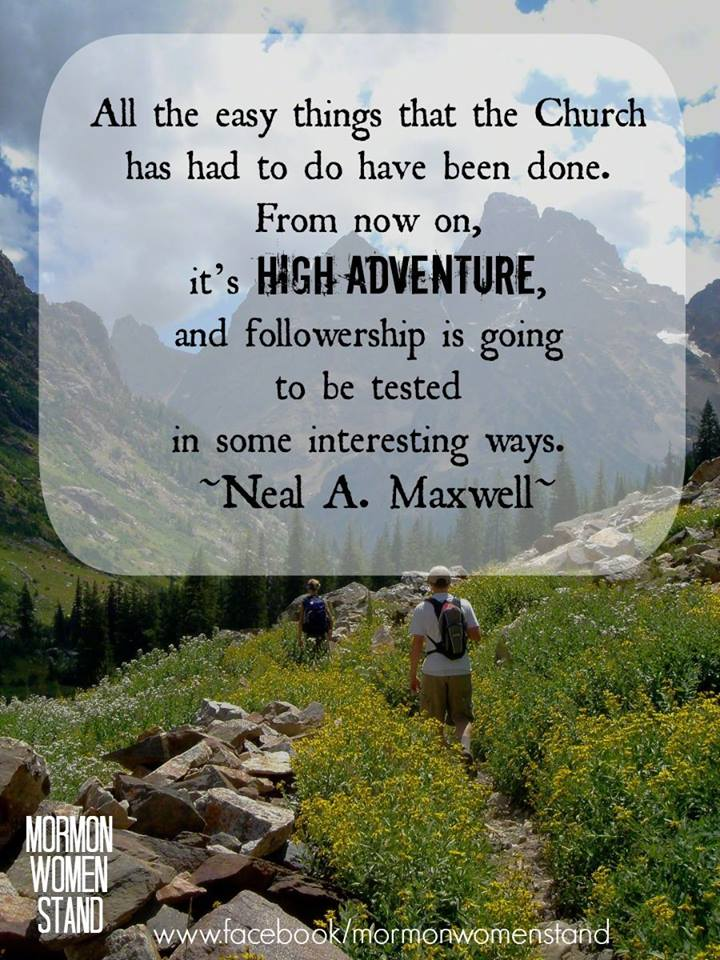 Easy-Done-Now-High-Adventure-Elder Maxwell