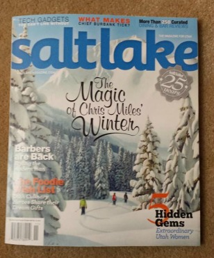 2014 December Salt Lake Magazine