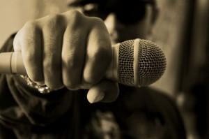 rapper-microphone