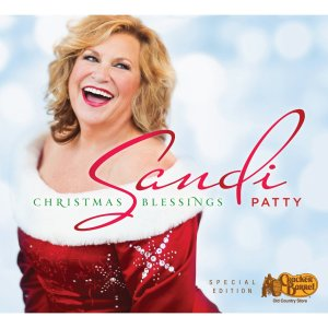 Sandi Patty Album Cover
