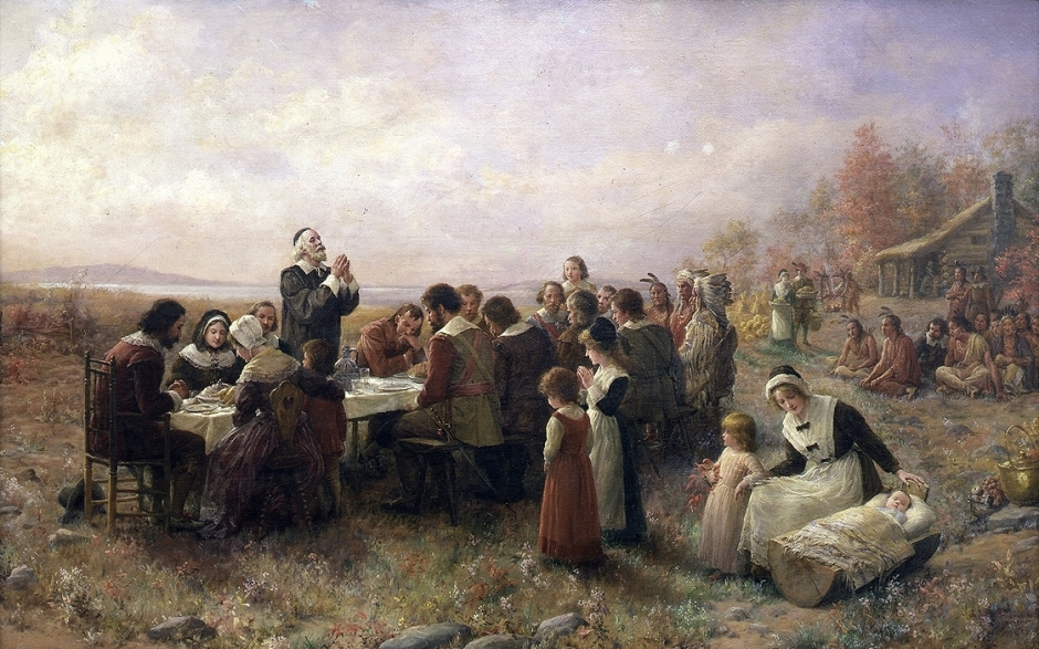 Thanksgiving-Prayer-Brownscombe