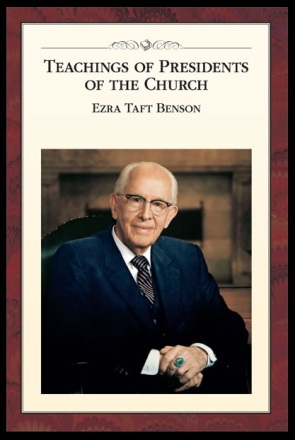The 13th President and prophet of The Church of Jesus Christ of Latter-day Saints
