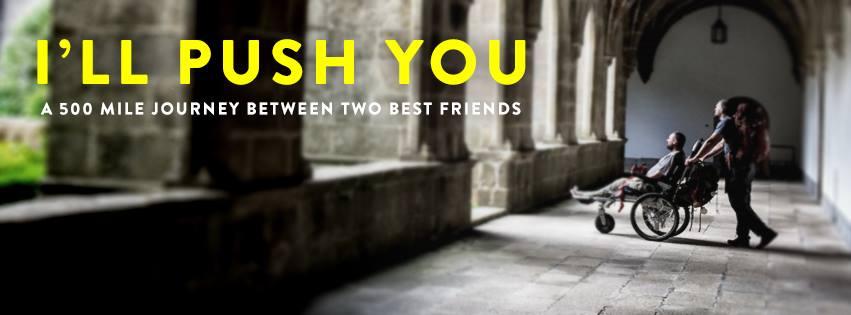 """Justin & Patrick blog at """"I'll Push You"""""""