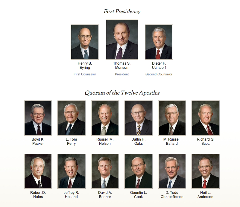first-presidency-and-twelve-apostles