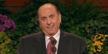 Thomas S. Monson, April 2010