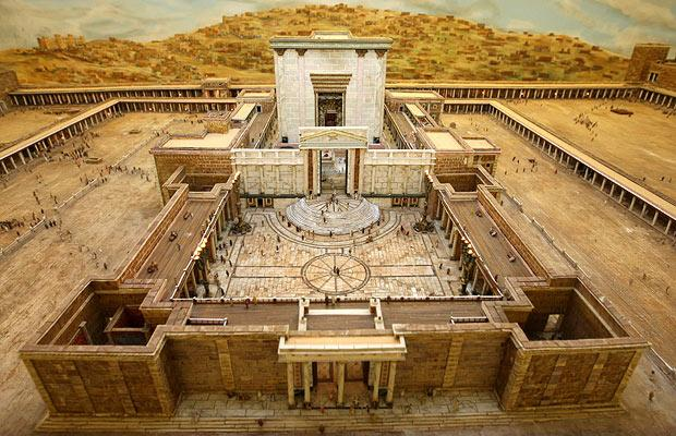 A Model of Herods Temple