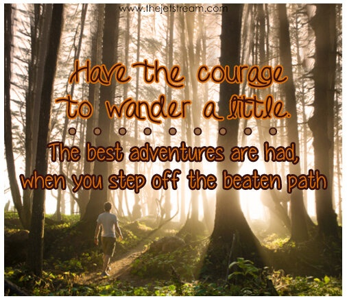 wander-off-beaten-path-courage