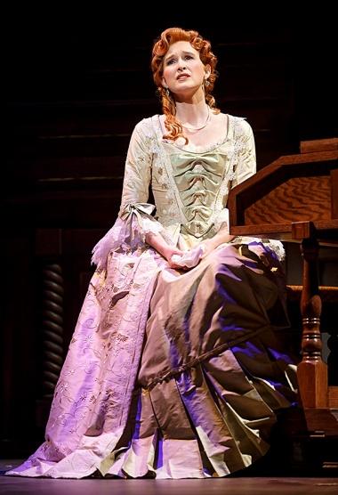 Erin Mackey in Amazing Grace @Broadway.com promo photo