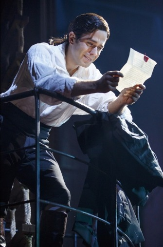 Josh Young in Amazing Grace ©chicagotheaterbeat