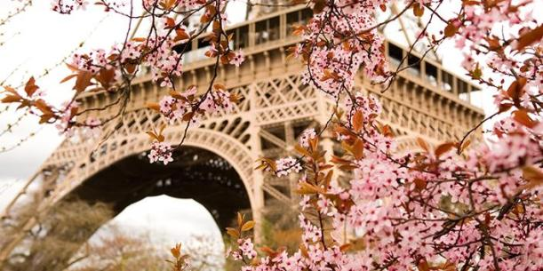 I REALLY CAN'T WAIT TO FINALLY SEE PARIS!