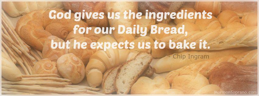 daily bread white
