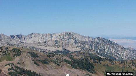 American Fork Peaks