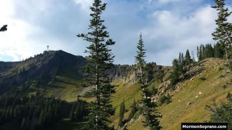Peruvian Ridge Trail