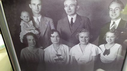 The Kleven Family
