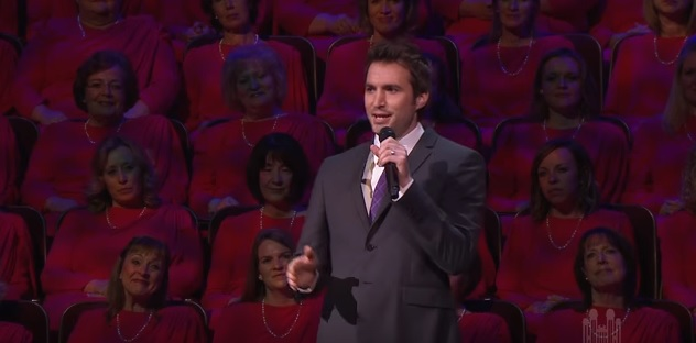Nathan Pacheco with the MoTab - July 2013