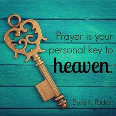 prayer-key-to-heaven