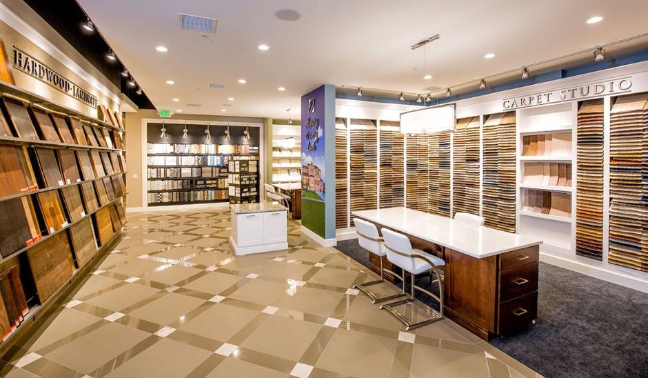 "The Design Center ""Flooring Room"""