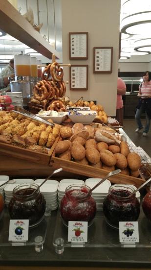 The dangerous bread table