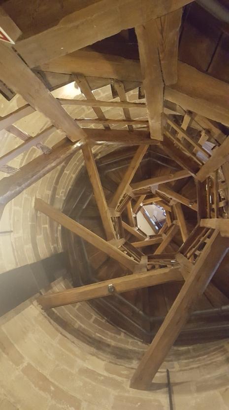 2016-07-01 Nuremberg-durer-house-stairs