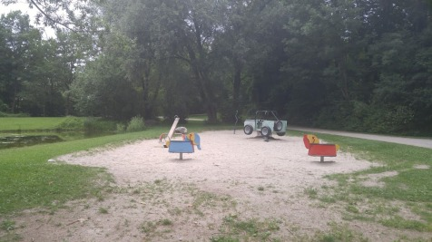Possibly the worlds most unsafe playground