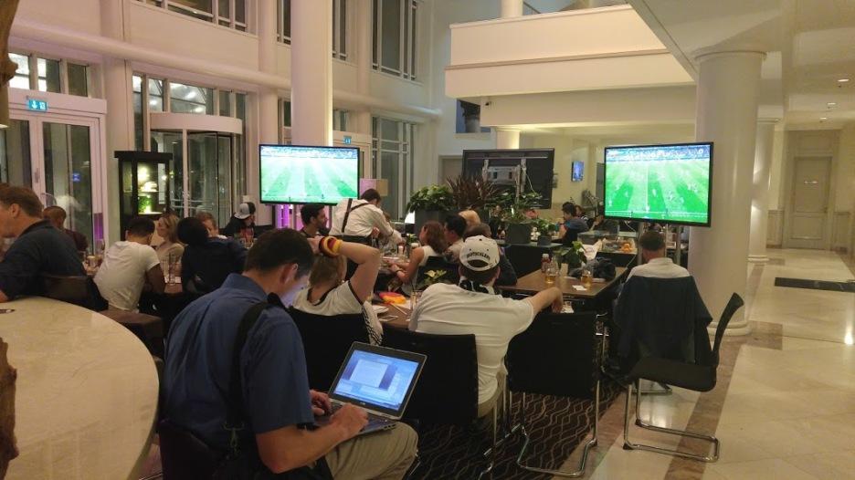 Munich Marriott Hotel - Euro Cup