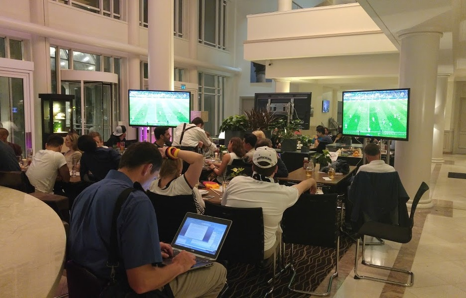 Munich Marriott Hotel - Euro Cup