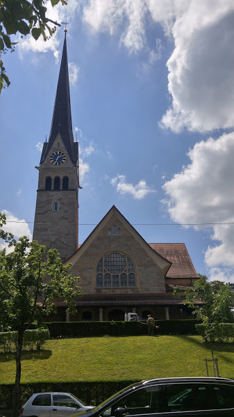 The Reformed Church of Zurich-Oerlikon