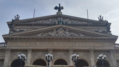 Alte Oper - Frankfurt Opera House