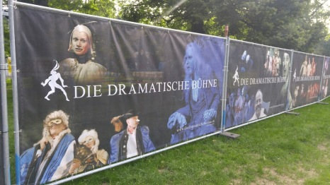 Shakespeare in the Park - German Style