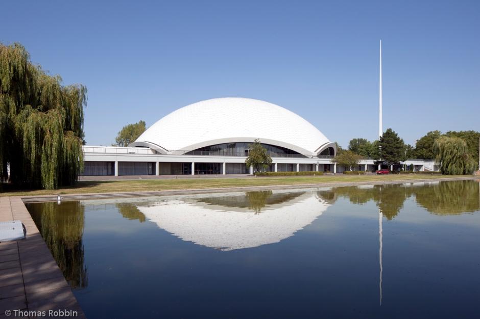 Jahrhunderthalle Frankfurt am Main