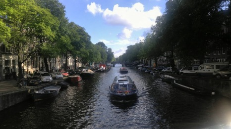 Endless Canals and Boats