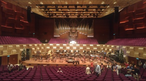 De Doelen Hall's gorgeous organ